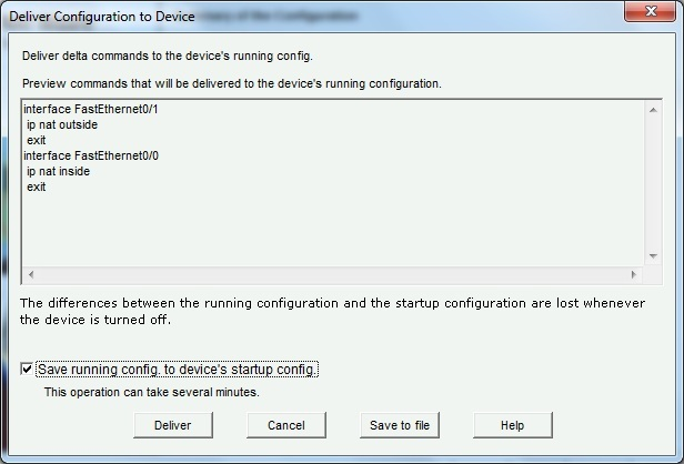 10-6 NAT Configuration with Cisco Configuration Professional